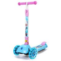 Disney 迪士尼 儿童滑板车全闪光轮摇摆车