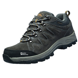 ALPINT MOUNTAIN 男款 徒步鞋 深灰 630-827