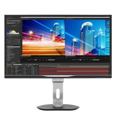 PHILIPS 飞利浦 328P6VUBREB 31.5英寸VA显示器(3840×2160、60Hz、HDR600、138%sRGB)