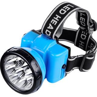 DP久量 LED-748充电式头灯 户外夜钓灯钓鱼灯头戴式小型手电筒 强光远射探照灯矿灯 *4件