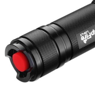 神火(supfire)L26 10W强光手电筒 USB充电式远射款LED骑行户外灯 配26650电池