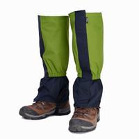 马洛里Mallory  雪套 户外防护脚套 防虫防沙套防雪鞋套 绿色