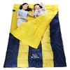 悠乐朋户外睡袋 露营成人信封式 双人情侣睡袋