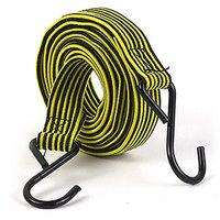 博沃尼克 自行车货架行李绳驮包捆绑绳摩托车后备箱捆绑带弹力绳松紧绳子—颜色随机