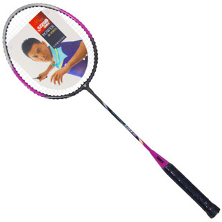 红双喜(DHS)羽毛球拍对拍入门羽拍2支套装 赠羽毛球