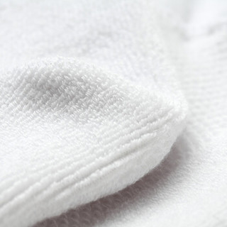 泰昂TAAN 专业运动袜 羽毛球袜 中帮男款毛巾底运动袜 T-343 三双装