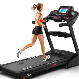 美国sole速尔F63新款跑步机家用豪华静音可折叠减震多功能电动商用跑步机 健身器材