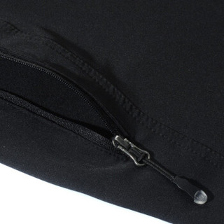 ALPINT MOUNTAIN 男款户外攀岩裤 黑色、630-203