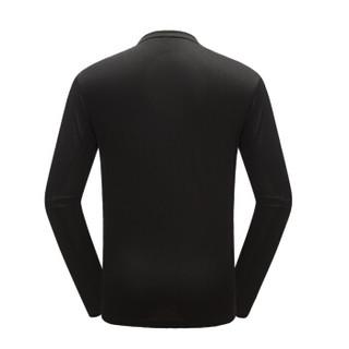 TECTOP/探拓 男款 速干衣裤 黑色 TS7703