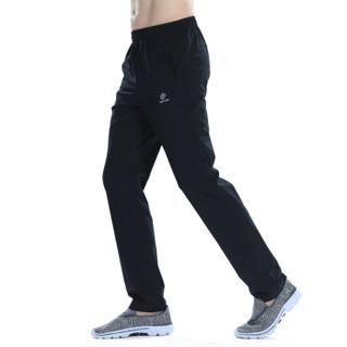 Tectop 探拓者 PS7053 男子速干裤 黑色 XL