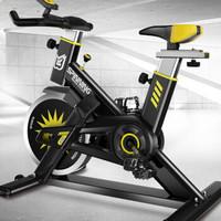 AB动感单车静音家用健身车健身器材减肥脚踏运动自行车 AB9301ZS
