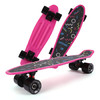 运动伙伴 小鱼板四轮滑板青少年儿童初学者滑板车 任性