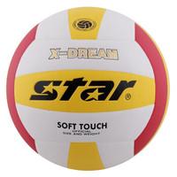 世达(star)VB4025 软式 中考 比赛训练 标准5号 耐磨PU 排球