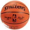 斯伯丁 74-569Y NBA 职业比赛用球 高级全粒面牛皮表皮 799元