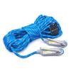 哥尔姆 高空作业绳耐磨空调安装安全绳10.5MM外墙清洗绳索户外下降绳子逃生救生绳子10米 蓝色
