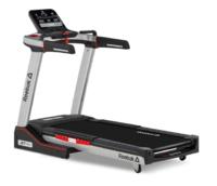 Reebok 锐步 家用静音可折叠运动健身器材 智能APP跑步机走步机 JET100+