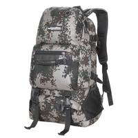 力开力朗(LOCAL LION)069 双肩背包休闲包登山运动包可放15寸电脑包069迷彩 40L