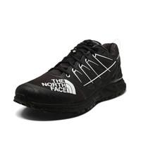 北面The North Face男鞋吸湿排汗抓地户外男跑步鞋NF0A39IE 黑色 44