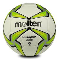 摩腾(molten)足球4号青少年学生比赛训练用球PU材质F4V3400-G