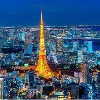 上海-日本东京5天4晚自由行(直飞茨城+宿浅草地区近地铁酒店)