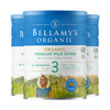BELLAMY'S 贝拉米 有机奶粉 3段(12个月以上) 900克/罐【3罐装】 573.8元包邮(需用券)