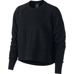 限码:耐克 NIKE AH8437-010  女子 TOP VERSA CREW 卫衣