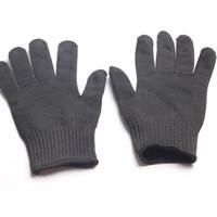 魔铁 MOTIE 战术防割手套 防护防身钢线安全手套 户外安保用品  S-2