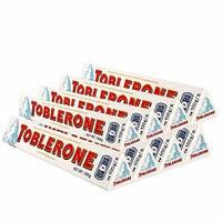 Toblerone 瑞士三角 白巧克力 100g*8支
