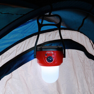 安备 营地灯 帐篷灯 露营灯 钓鱼灯 手提灯 探照灯 应急灯 手电筒 户外照明灯 6848红