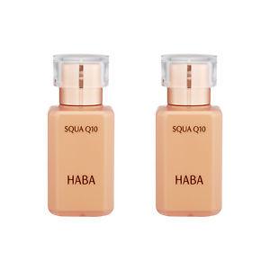 HABA 辅酶Q10 鲨烷美容液 30ml *2件