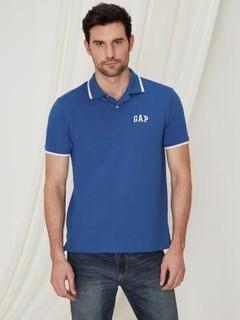 Gap 盖璞 440725 男士Polo衫