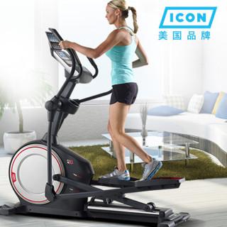 美国爱康ICON智能椭圆机家用静音健身车 太空漫步机 健身器材 PFEVEL69716