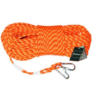 哥尔姆 户外家庭缓降钢丝内芯安全绳索8MM下降绳子安全带套装 30米