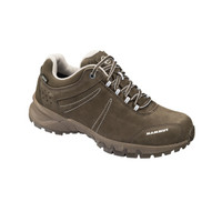 MAMMUT 猛犸象 女士登山鞋 茎褐色 3030-03170