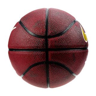 耐克NIKE篮球 新款7号防滑耐磨成人篮球室内室外训练比赛 NKI0166107