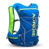 奥尼捷(AONIJIE)越野跑步背包马拉松水袋包户外运动登山双肩包10L 蓝绿L/XL