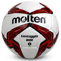 摩腾(molten)足球5号成人比赛训练足球PVC材质F5V1700-R-SH