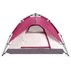 CAMEL 骆驼  A7S3H8110 户外3-4人露营自动帐篷