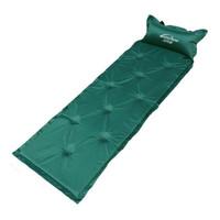 沃特曼Whotman自动充气垫单人充气床垫可拼接防潮垫子户外帐篷露营睡垫沙滩垫 WZ2048