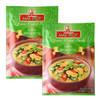 泰国进口 泰娘 (MAEPLOY) 绿咖喱酱 50g*2袋 *12件 90.8元(合7.57元/件)