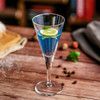 帕莎帕琦(Pasabahce)进口无铅红酒杯高脚杯 水晶杯200ml 2只装*香槟杯 39.9元
