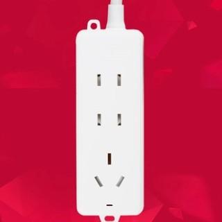 OPPLE 欧普 三位插排 带指示灯 1.5m