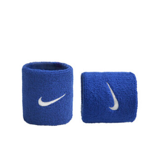 NIKE 耐克护腕男女时尚运动吸汗手腕套 篮球羽毛球网球跑步擦汗护具NNN04402OS