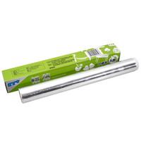 游四方铝箔纸 烧烤锡箔纸 烤箱烘焙加厚纸 烤盘锡纸烧烤配件5米