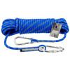 哥尔姆 静力绳攀岩绳速降绳户外登山绳子安全绳高空作业救援攀登绳索CE认证 30米 蓝色