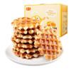 蒲议  休闲零食饼干 三口味混装礼盒送礼下午茶 鸡蛋蛋黄煎饼780g *4件 63.8元(合15.95元/件)