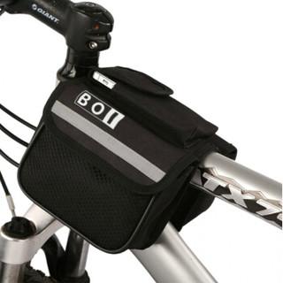 SolarStorm 自行车包 自行车包山地车包公路车死飞车折叠车包上管包马鞍包触屏手机包骑行装备配件