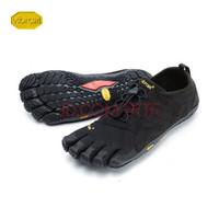 Vibram 男士 越野跑鞋 黑色 15M4701