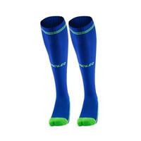 VICLEO 维克利奥 16Z17001 男士足球长筒袜 (蓝色、S)