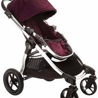 Baby Jogger 2016 City Single Stroller 紫水晶
